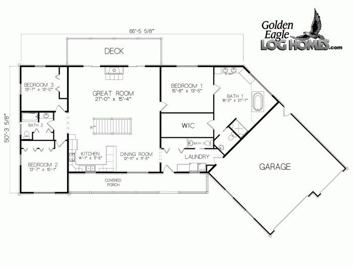 log homes and log home floor plans cabins by golden eagle log homes - Home Office Floor Plans