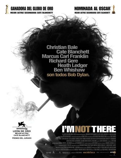 Poster de I'm Not There (Mi historia sin mi)