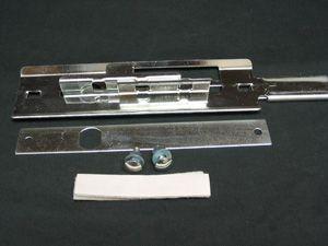 Slide Bolt Lock Kit 770 780 Door Models Bolt Lock Garage Door Parts Bolt