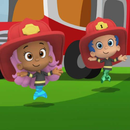 Bubble Guppies Full Episodes Games Videos On Nick Jr