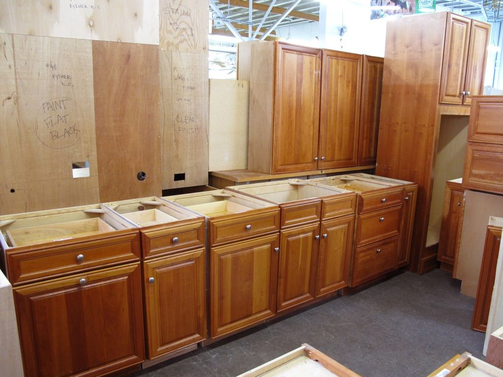 Used cherry cabinets from Building Value in Cincinnati. (With images) | Cherry cabinets, Home ...
