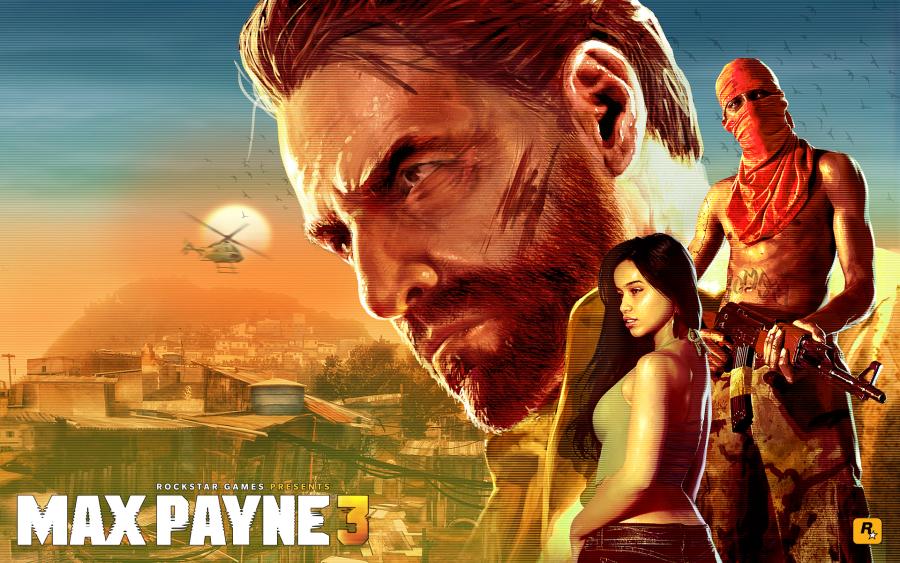 Max Payne 3 The Saga Continues In Sao Paulo Brazil Egameboss Com January 15th 2016