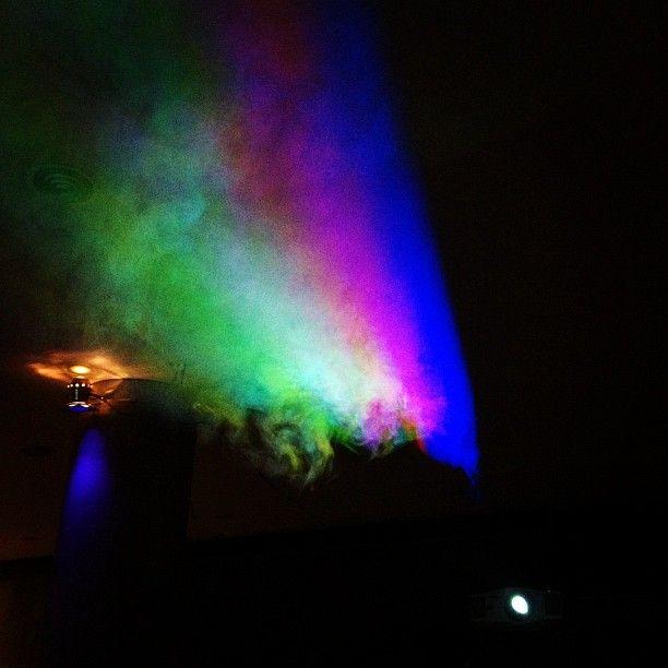 smoky rainbow