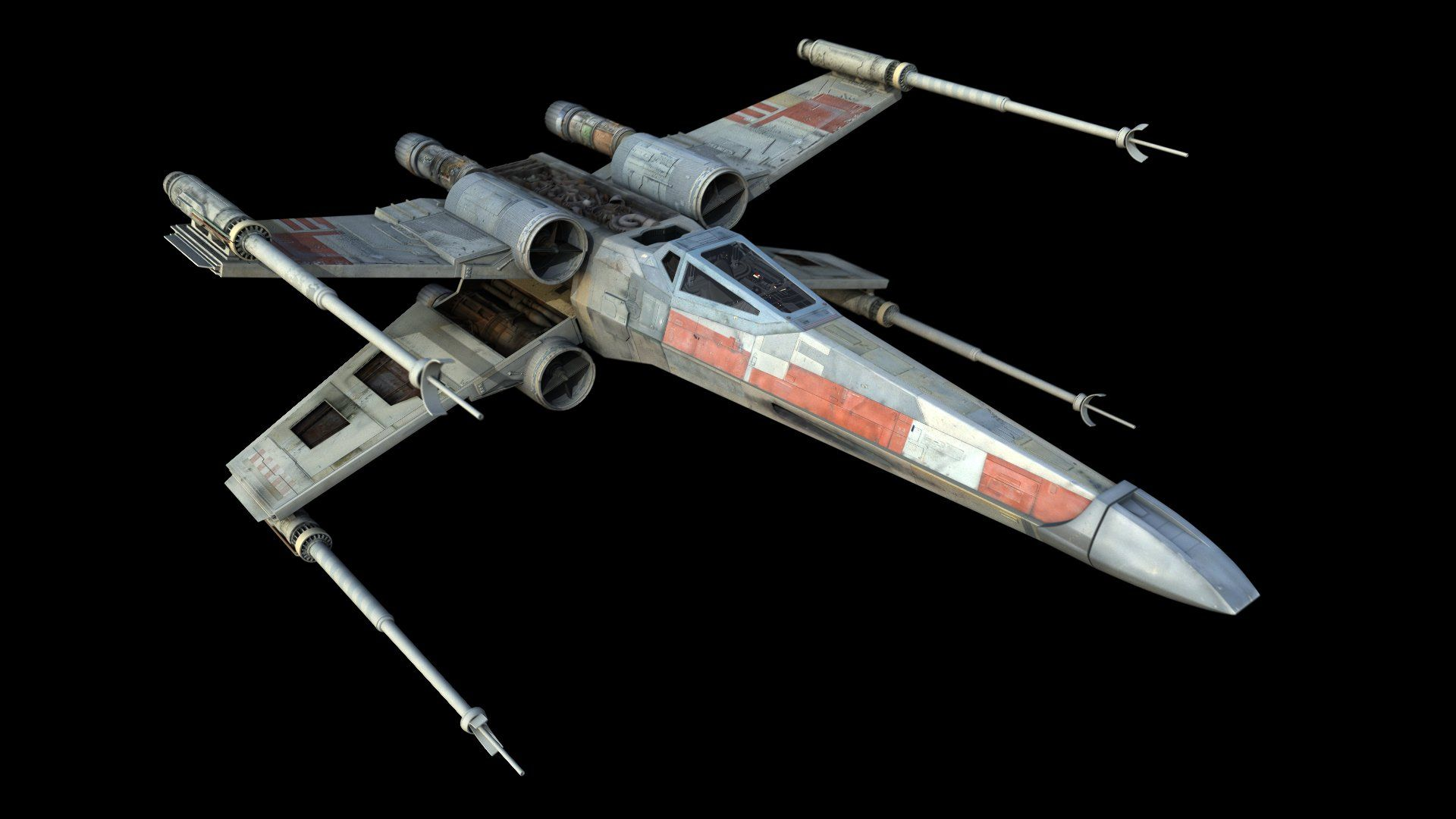 This Is Lego S Fourth Iteration Of The Star Wars X Wing Fighter Not Including Star Wars Ships Ultimate Star Wars Star Wars