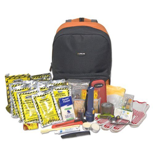 Lifeline One Person 72 Hour Essentials Kit ** Visit the image link more details.