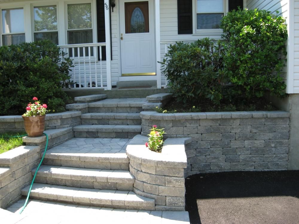 Best Front Steps And Walkway Front Yard Pinterest Front 400 x 300