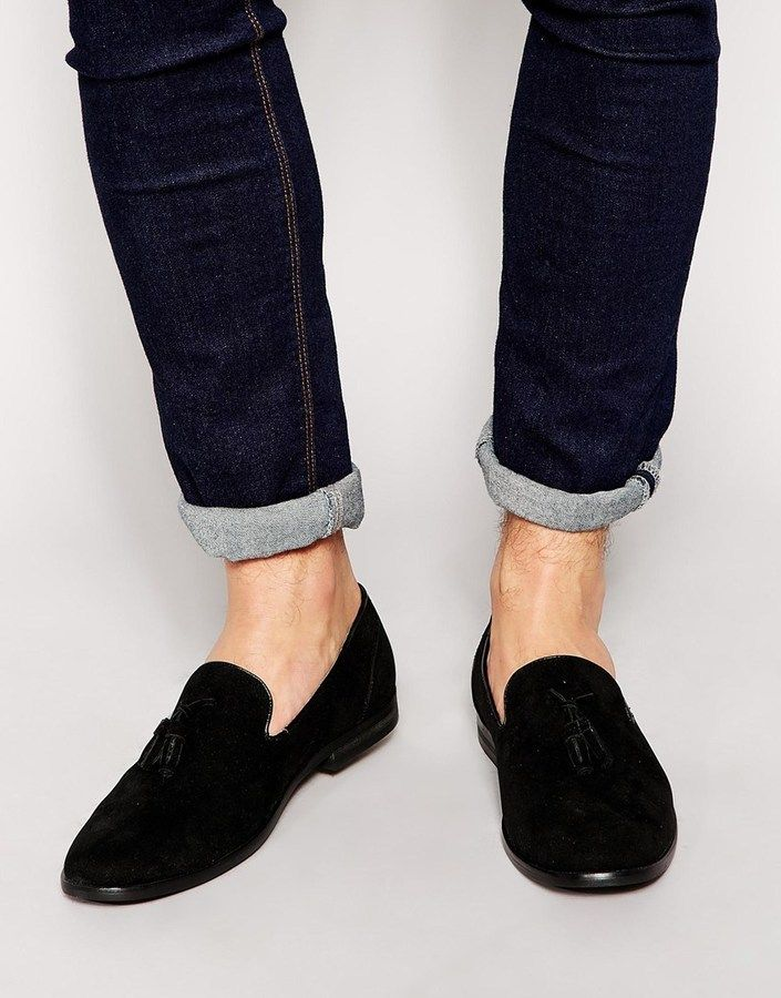 2d468617802 Pin by Lookastic on Tassel Loafers in 2019