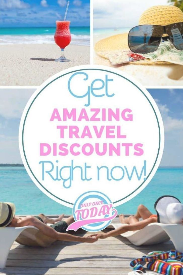 Every traveler who minds their budget a little bit or maybe even a lot, can be interested in scoring an awesome travel deal. Check out these massive travel deals and travel coupons to save money on your next trip! #TravelDeals #TravelCoupons #TravelDiscounts #BestTravelDeals
