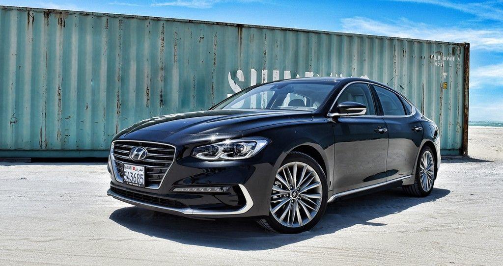 Hyundai Azera 2018 Best New Cars For 2018