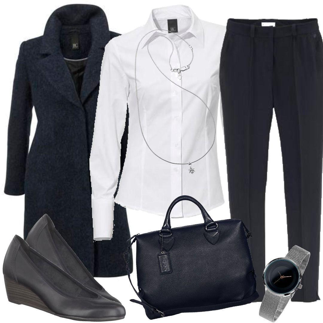 Guido Maria Kretschmer Anzughose - Business Blue Outfit für Damen zum  Nachshoppen auf Stylaholic c07dea3e2d