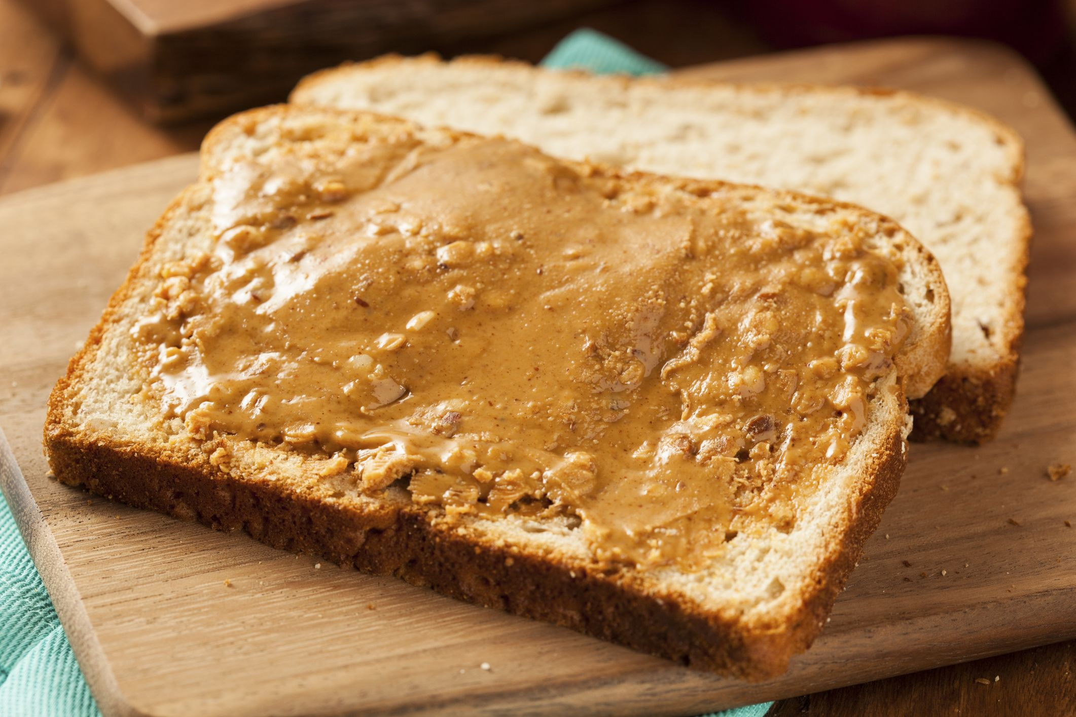 Do Peanuts or Peanut Butter Increase High Blood Pressure