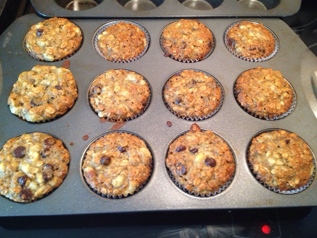 Clean pms muffins tim hortons coffee food ripe banana