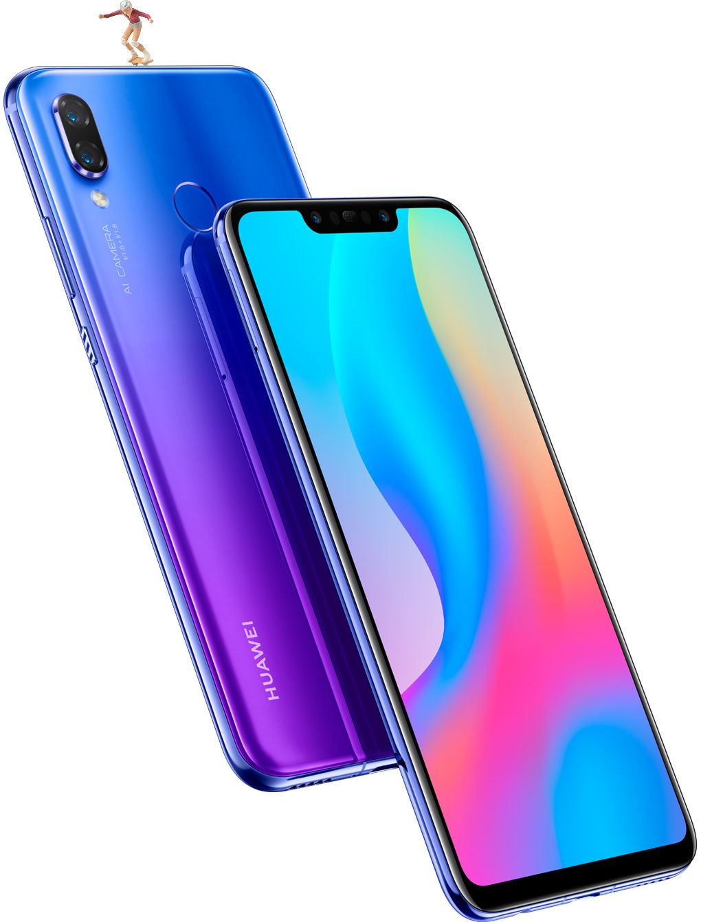 Huawei Nova 3 Front And Back Shot Sony Mobile Phones Sony Phone Phone