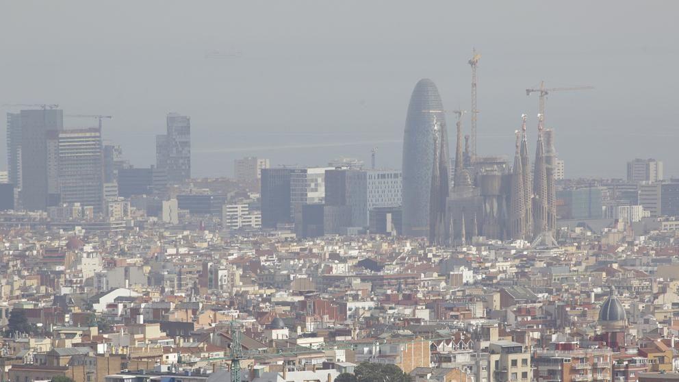 Barcelona en pie de guerra contra la contaminación atmosférica 21dce33d580