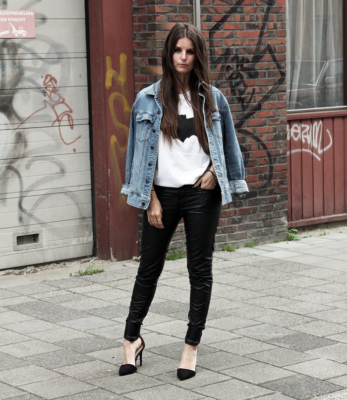 denim jacket outfits - Google Search | Fashion | Pinterest | Denim ...