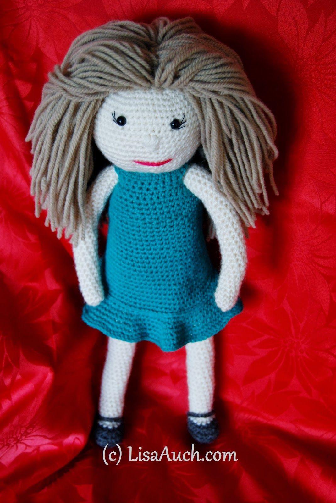 free crchet doll patterns amigurumi doll patterns