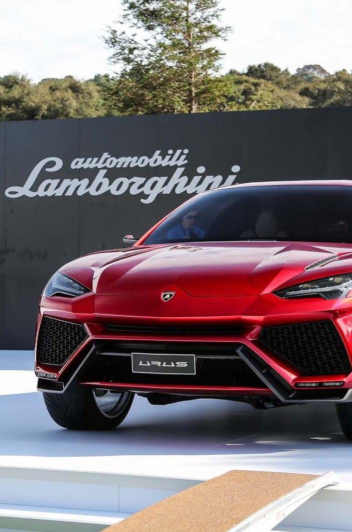 Lamborghini Urus - LGMSports.com