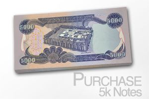 New Iraqi Dinar Available Is Now In 5k Notes 10k And 25k At Low Prices Currency We Not Only Provide A