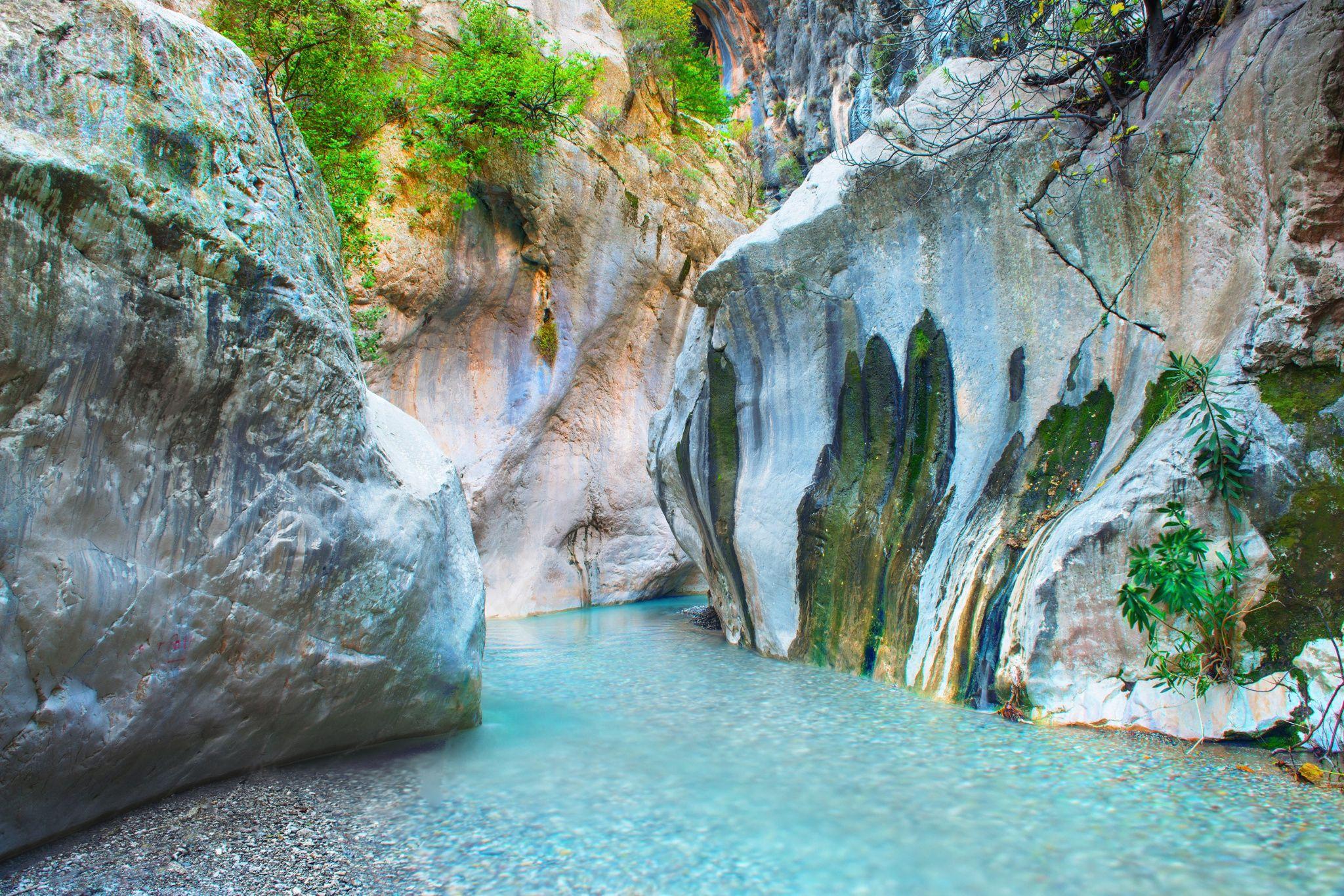 Goynuk Canyon 5 Antalya Antalya Canyon Waterfall