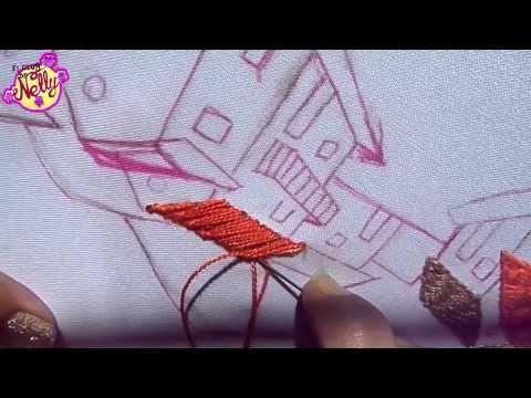 PAISAJE BORDADO ( TECHO # 3) - YouTube