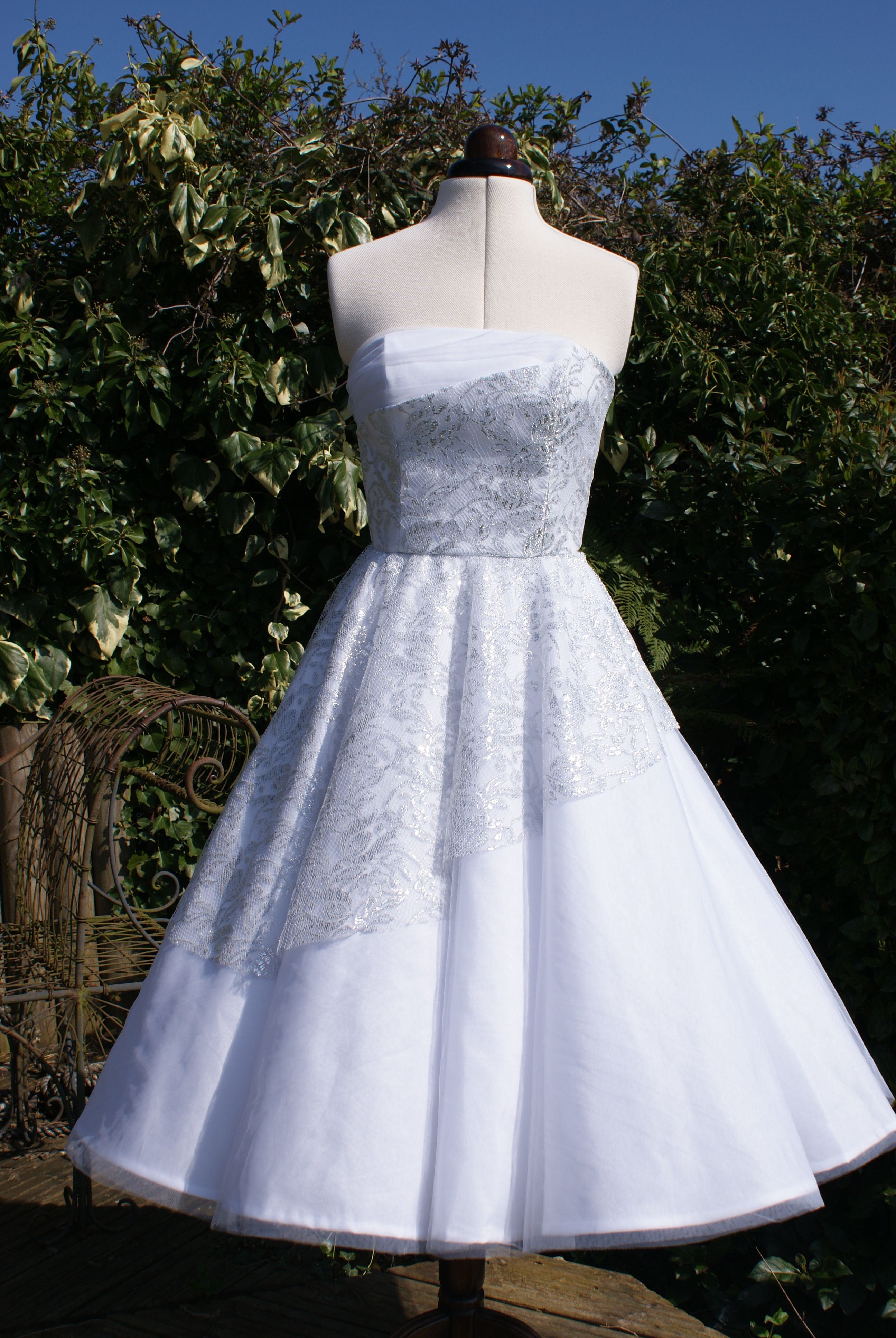 Our First Handcrafted Style Wedding Dress More Details