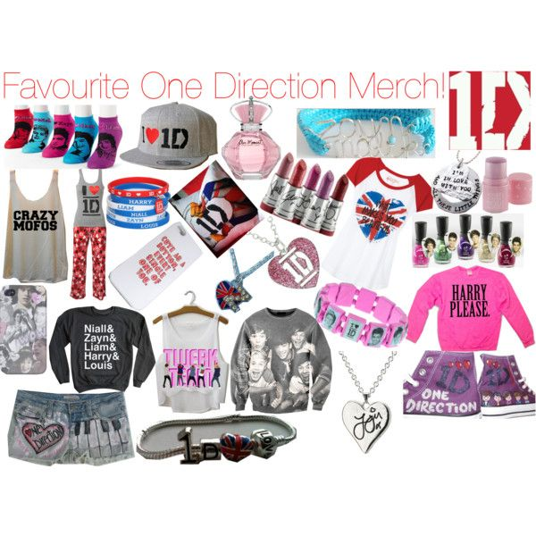 Favourite One Direction Merchandise! | One Direction