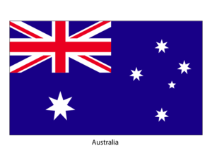 graphic about Australian Flag Printable called Printable World wide Flags - Australia Flags of the environment