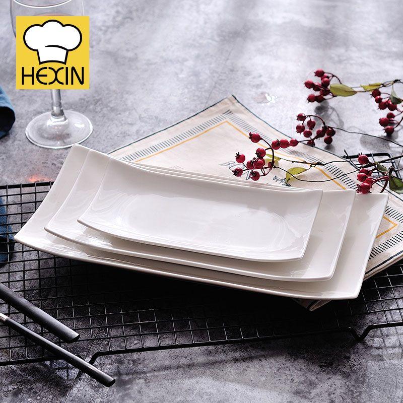 White Serving Platter | Rectangle Plates & White Serving Platter | Rectangle Plates | Salad Plates | Unusual ...