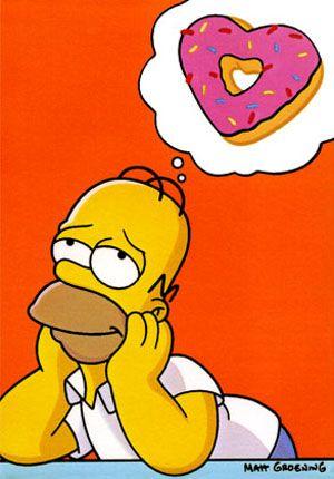 Homer Simpson Eating Donuts : homer, simpson, eating, donuts, Don't, Homer, Simpson, Donuts,, Simpson,, Simpsons