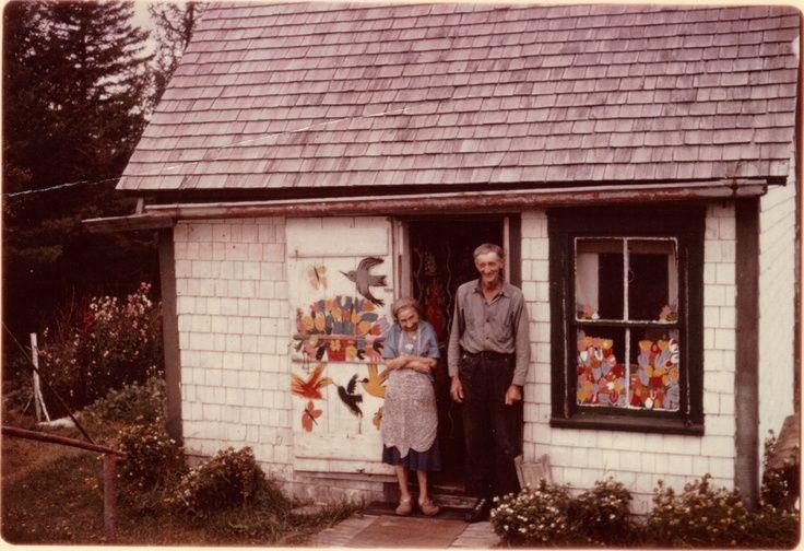 e03527b12df22403c4445b576662e2a0.jpg (736×504)   Maud lewis, Maudie lewis,  Artist life
