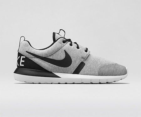 Nike Roshe Run Tech Fleece | Kicks | Pinterest | Zapatillas ...