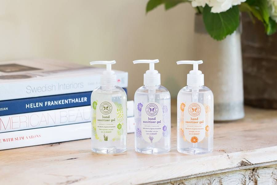 Must Have Honest Hand Sanitizer Gel With Soothing Botanicals To