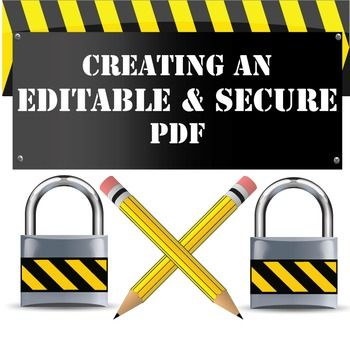 how to create editable fields in pdf
