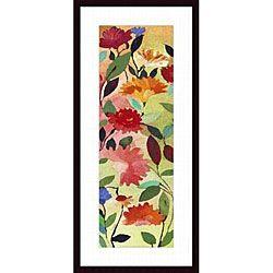@Overstock - Artist: Kim Parker  Title: Freesia  Product Type: Framed Printhttp://www.overstock.com/Home-Garden/Kim-Parker-Freesia-Wood-Framed-Art-Print/4121139/product.html?CID=214117 $121.49