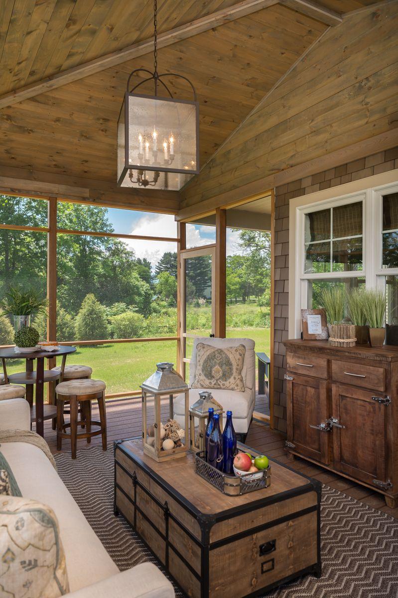Sun Porch | Home decor, House design, Home