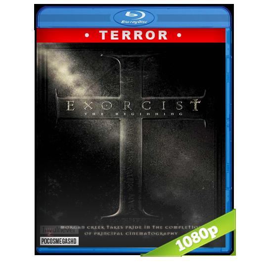 El Exorcista El Comienzo (2004) BRRip 1080p Audio Dual Latino/Ingles 5.1