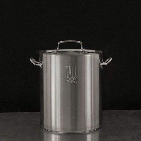 10 Gal Tall Boy Brew Kettle Beer Brewing Equipment Beer Brewing Brewing Supplies Brewing Home Brewing