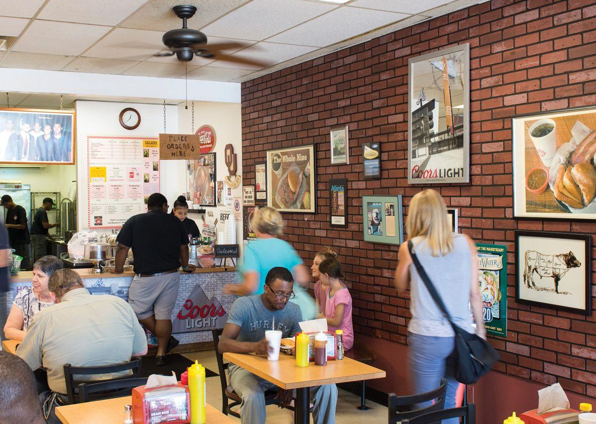 10 Best Barbecue Restaurants In Atlanta 8 Thompson