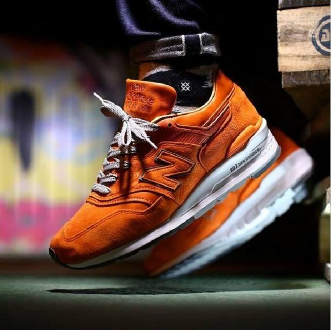 concepts x new balance 997 orange