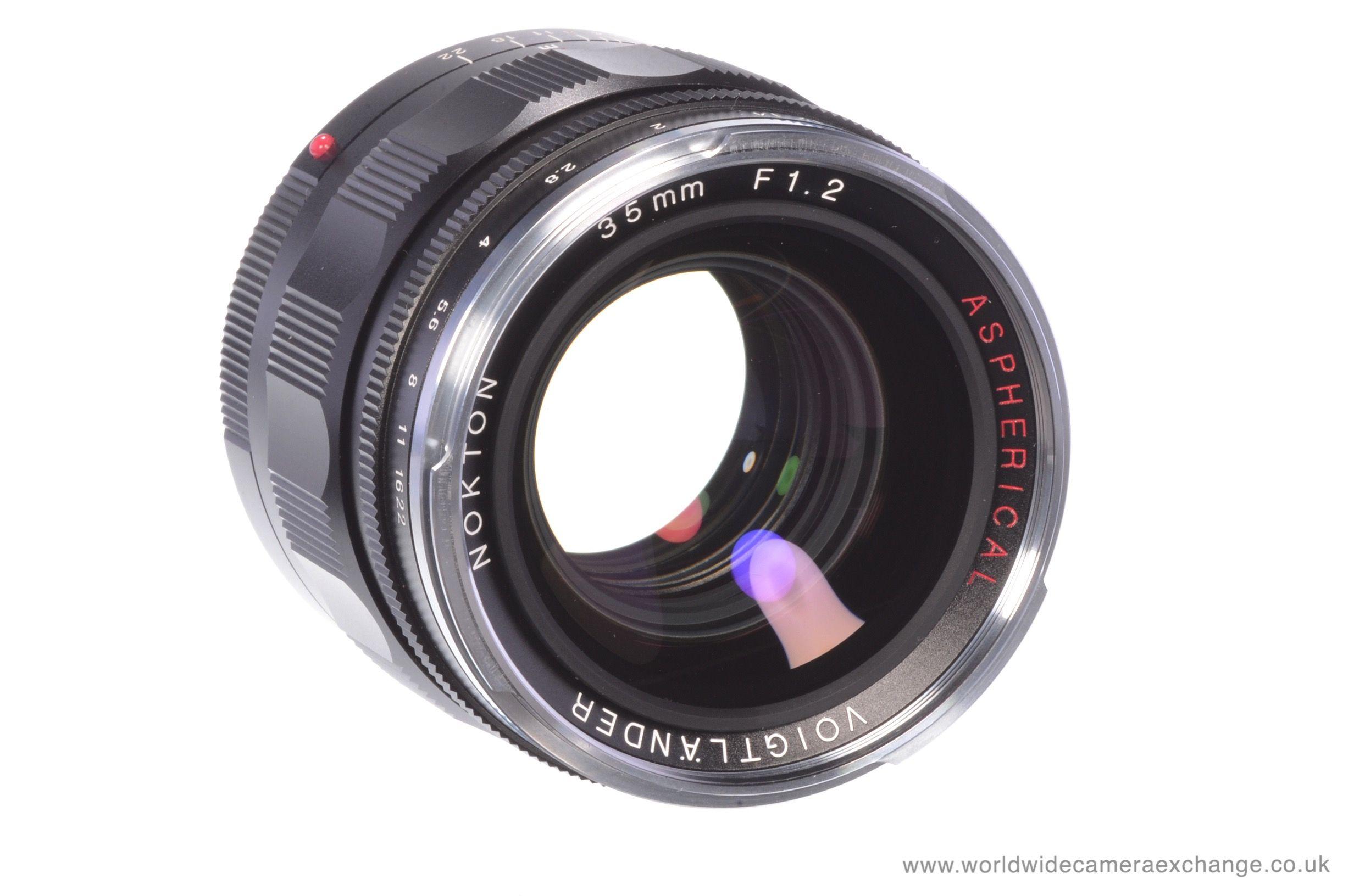 Ultra-fast Voigtlander 35mm f1 2 Nocton in Leica M mount | Gorgeous