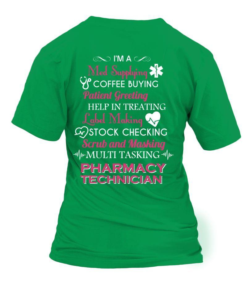Multi Tasking Pharmacy Technician Pharmacy technician
