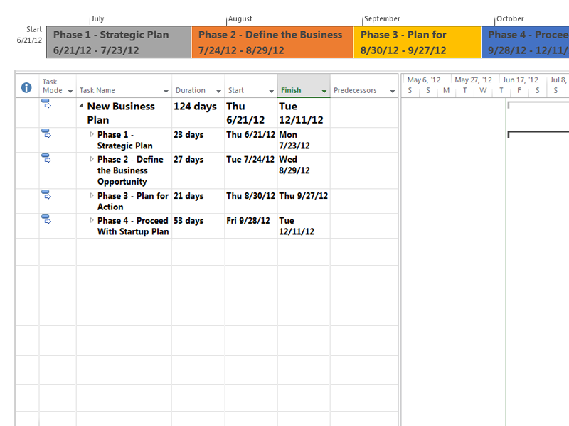 new business plan templates binder binders planner ideas