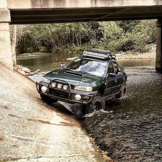 Off Road Subaru Impreza Subaru Pinterest Subaru Cars And