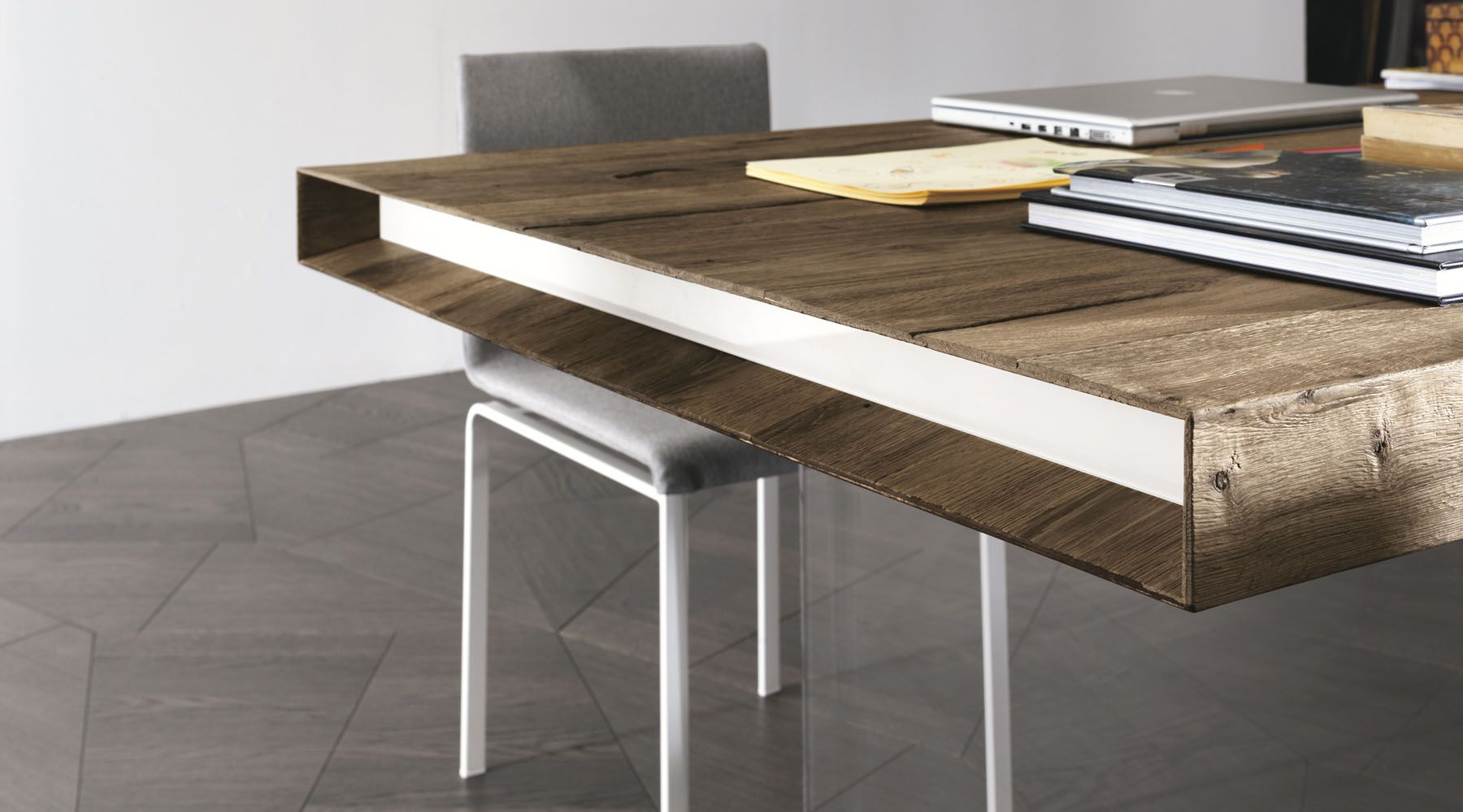 Tavolo Di Ufficio : Tavolo air ufficio tecnico floating table and tables