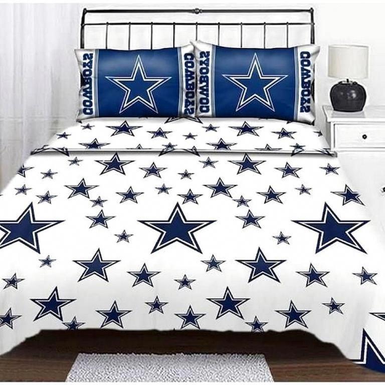 Incredible Dallas Cowboy Bedroom Designs