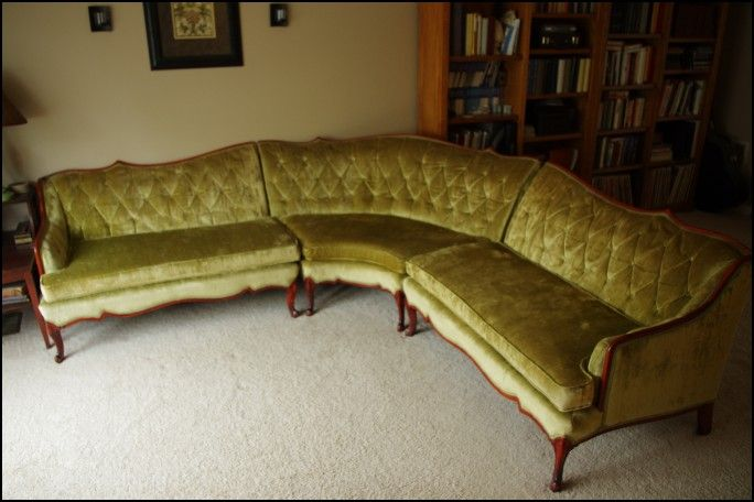 Vintage Looking Couches