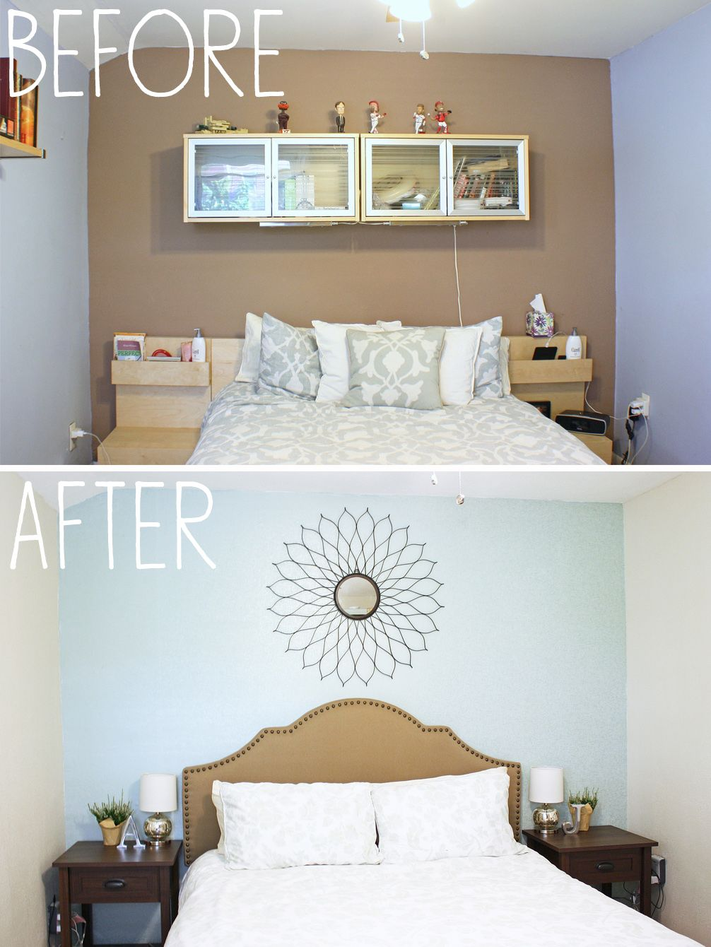 Tips For Hanging Peel And Stick Wallpaper Living Room Decor Gray Wallpaper Living Room Cheap Diy Decor