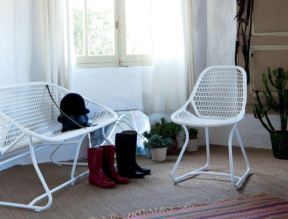 Chaise Fermob Sixties | 25 - Meubler décorer | Pinterest ...