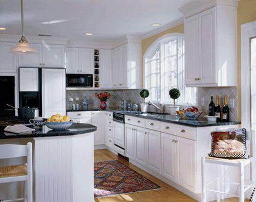 Menards White Kitchen Cabinets Antique White Kitchen Cabinets