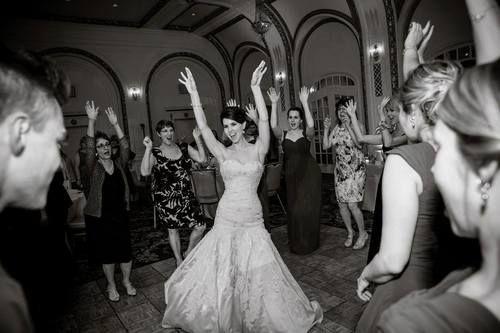Mrs. Jamie Jeanes Wedding Dress: David Tutera Bridal Alterations: Caitlin Elizabeth Alterations Location: Hotel Blackhawk